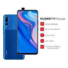 Điện Thoại Huawei Y9 Prime 2019 – 4GB RAM – 128GB ROM – Hãng phân phối chính thức