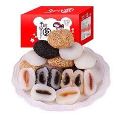 Sẵn thùng 2kg Bánh mochi Đài Loan mix sẵn 4 vị – Date mới