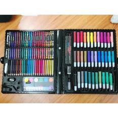Hộp màu 150 chi tiết, bộ màu vẽ đa năng 150 màu, hộp bút chì màu, bút vẽ bộ màu vẽ đa năng cho bé,cho bé yêu thỏa sức sáng tạo