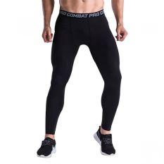 Quần tập gym, Quần giữ nhiệt body, Quần dài legging nam Pro Combat đủ size co dãn 4 chiều