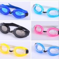 [HCM][Tặng bịt tai chống nước] Mắt kính Bơi Bảo Vệ Mắt – Kính bơi trẻ em – Smart Baby