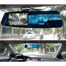 Camera Hành Trình Ô tô Xe Hơi Dạng Gương Chiếu Hậu Vehicles Box Thiết kế Sang Trọng