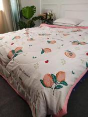 Chăn hè cotton ZARA home cao cấp thoáng mát 2.3M