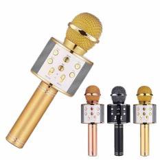 [GIÁ CỰC RẺ] Micro Không Dây Tiện Dụng Chất Lượng Cao WS-858 kết nối Bluetooth