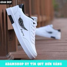 Giày Thể Thao Nam Trắng Mẫu Mới (Giá Cực Shock) – ADAM SHOP(AD05)