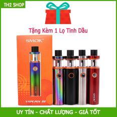 Vape Siêu Khói Smok Pen 22 50w + Full combo chất lượng nhất 2019 + Tặng 1 Tinh Dầu Siêu Khói