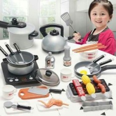 Bộ đồ chơi nấu ăn 36 món Đồ chơi bé gái