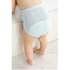 Bỉm vải, quần bỏ bỉm cao cấp 8 lớp xuất Hàn, chất liệu thoáng mát, thấm hút tốt giúp em bé không bị hăm