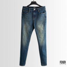 Quần Jean nam Feaer chất Cotton X Spandex – Skinny Fit The 90S