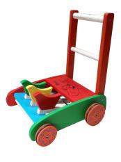Xe gà tập đi cho bé