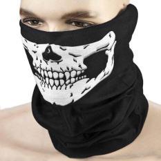 Bộ 2 khăn bịt mặt đầu lâu đa chức năng