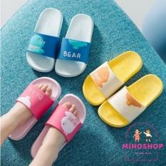 Dép Quai Ngang Mềm Baby Bear Phong Cách Hàn Cho Bé Trai Bé Gái – Shop Miho Shoes
