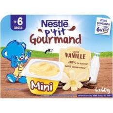 [11/2021] Váng sữa Nestle hủ 60g lốc 6 hủ cho bé