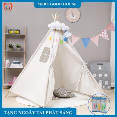 Lều vải Handmade- Nhà chơi lều ngủ công chúa hoàng tử cho bé