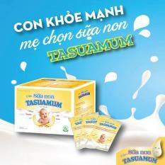 Cốm Sữa Non Tasuamum tăng sức đề kháng hỗ trợ tiêu hóa và giúp trẻ ăn ngon miệng