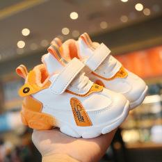 Giày trẻ em đẹp số 8 siêu nhẹ, chống trơn trượt tốt dành cho bé trai và bé gái từ 1-7 tuổi
