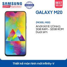 Điện thoại Samsung Galaxy M20 – 3GB RAM – 32GB ROM – 6.3 inch – – Android điện thoại thông minh