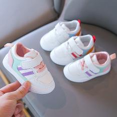 Giày Trẻ Em Dáng Thể Thao Phong cách Hàn Quốc Giày Cho Bé Trai Bé Gái Từ 0-18 Tháng G40