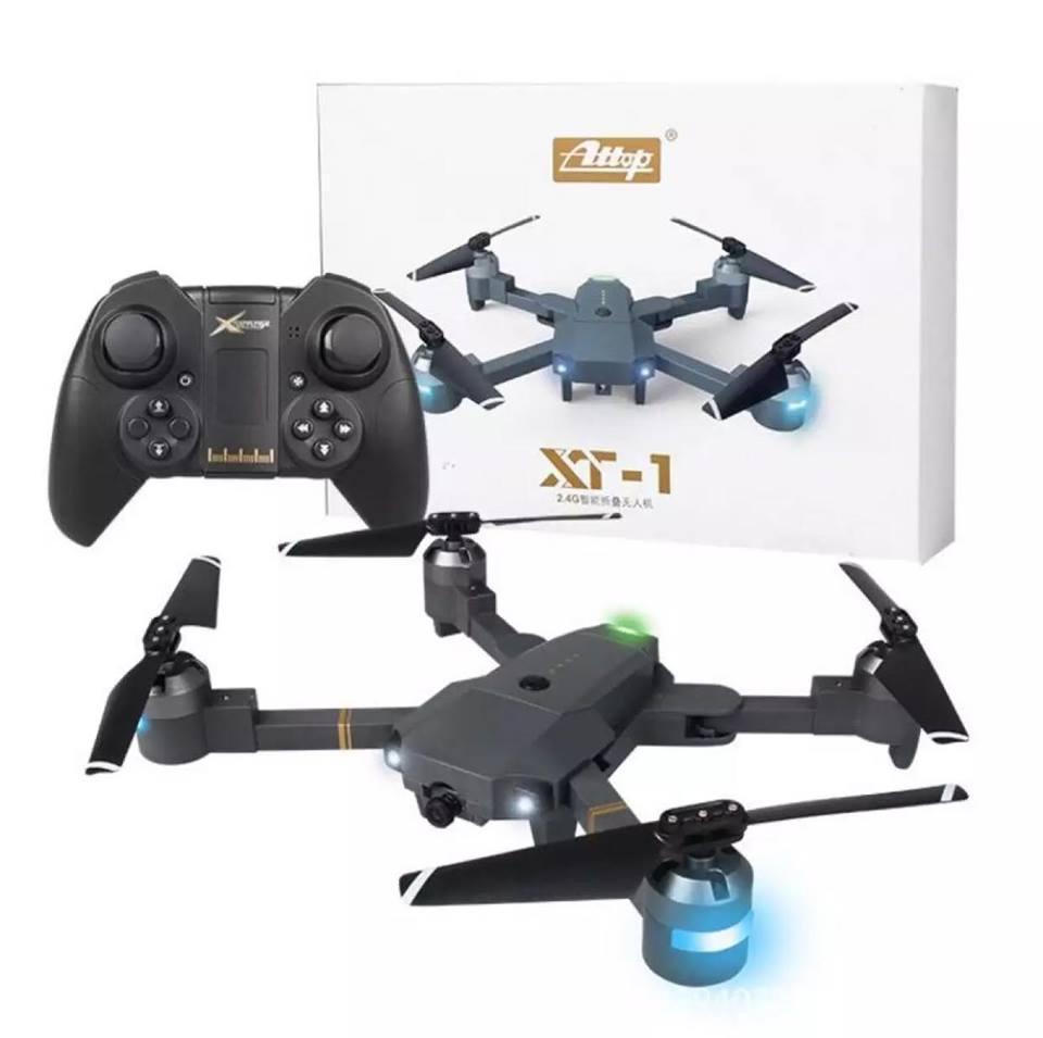 Flycam XT- 1 quay video Full HD 720P , Flycam Điều Khiển Giá Rẻ, Mua flycam  mini,