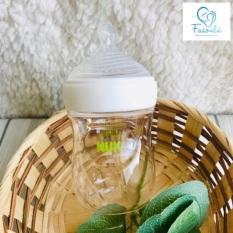 Bình Nuk Simply Natural Bottle 150Ml 270Ml ( Tuỳ Chọn Size Núm)