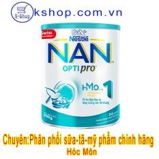 Sữa Bột Nestle NAN Optipro 1 900g HMO (0-6 tháng)- mẫu mới HMO