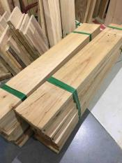 Bó 5 cây gỗ thông pallet dài 60cm, rộng 9.2cm, dày 1.4cm được bào láng