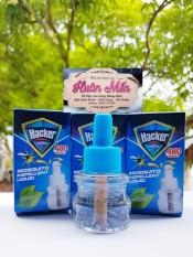 Tinh dầu đuổi muỗi HACKER 480H hàng loại 1 dùng cho tất cả các loại MÁY ĐUỔI MUỖI