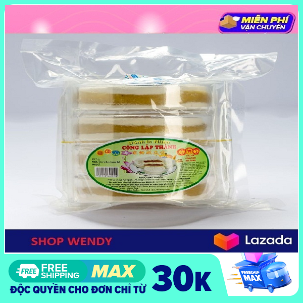 Bánh In Nhân Đậu Xanh – Công Lập Thành – 500gram – Rất ngon Thích hợp Làm Quà Tặng