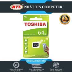 Thẻ nhớ MicroSDXC Toshiba M203 64GB UHS-I U1 100MB/s (Đen) – Nhất Tín Computer