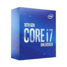 CPU Intel Core i7-10700KF (3.8GHz turbo up to 5.1Ghz, 8 nhân 16 luồng, 16MB Cache, 125W) – Socket Intel LGA 1200