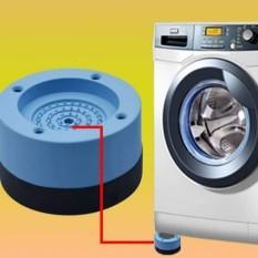 Bộ 4 miếng đệm cao su chống rung máy giặt Chống rung máy giặt Đế chống rung máy giặt, Kệ chống rung máy giặt giảm tiếng ồn hiệu quả, cho máy giặt, bàn ghế