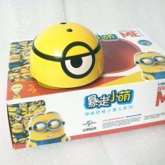 [tặng pin]Đồ chơi Minion chạy bằng cảm ứng cho trẻ nhỏ