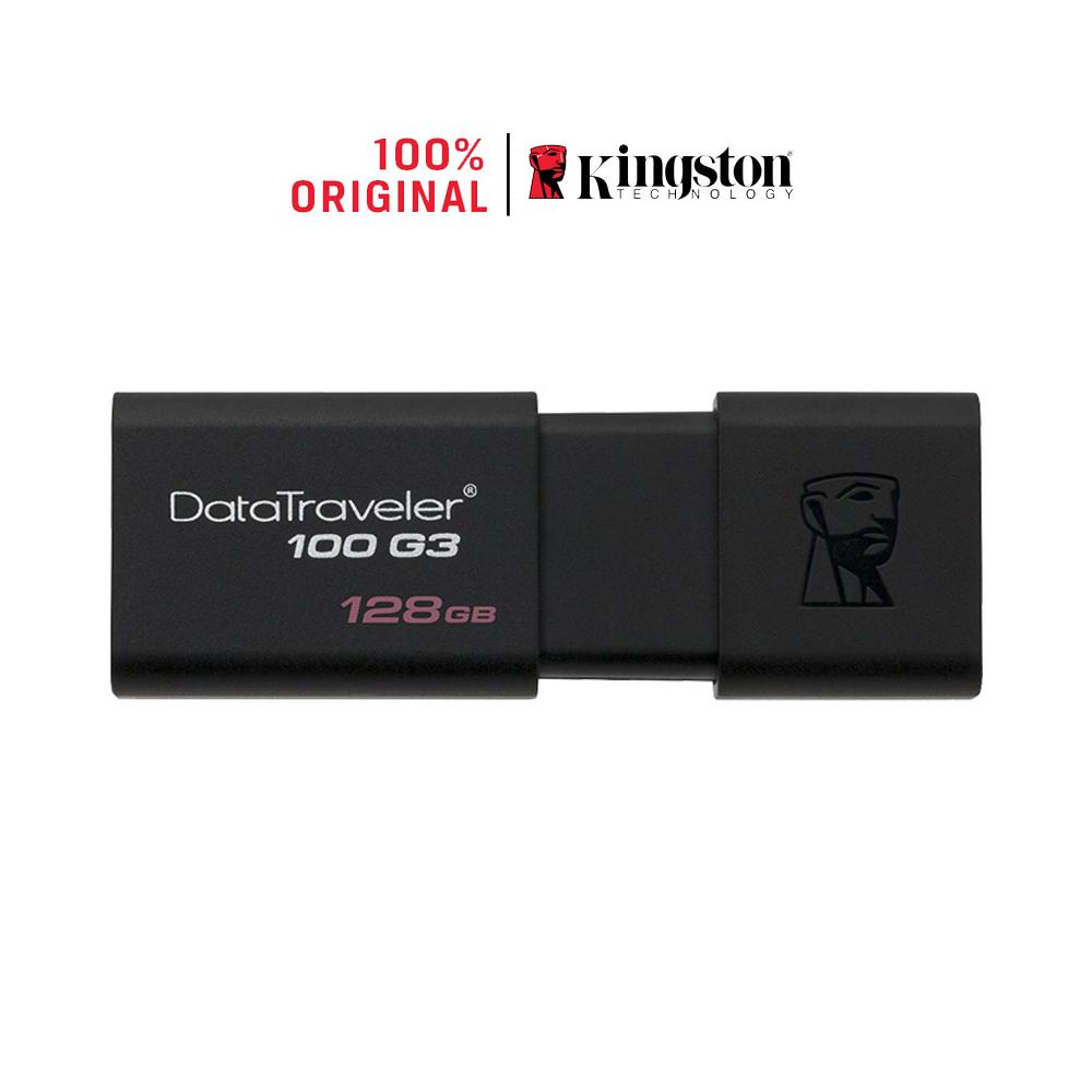 USB Kingston DataTraveler 100 G3 128GB USB 3.0 (DT100G3/128GB)