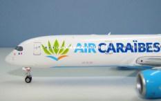 Mô hình máy bay Airbus A350-900 Air Caraibes tỉ lệ 1:400