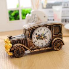 Đồng hồ để bàn mô hình Xe hơi hoài cổ