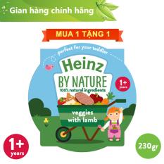 Rau Củ Và Thịt Cừu Nghiền HEINZ 230g – CTKM giảm 30% [ DATE: 21/09 ]