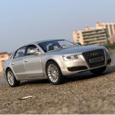 Siêu xe mô hình kim loại Audi A8 tỷ lệ 1:32