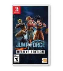 [HCM]Băng Game Jump Force Deluxe Edition Nintendo Switch