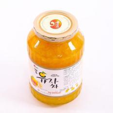Hàng Mới Chanh Vàng ngâm Mật Ong Gavo Hàn Quốc 1kg
