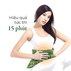 Túi Chườm Thảo Dược ATZ Healthy Life – Túi chườm bụng giữ giáng, đau bụng kinh, thư giãn