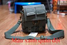 Túi máy ảnh Driftwood vải Canvas chống thấm nước- Hình thật