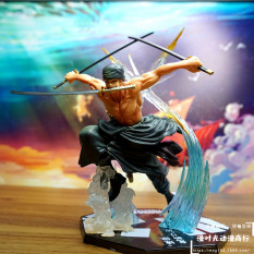 Mô Hình Figure Zoro One Piece – Mô hình Zoro Tam Kiếm One Piece- Bộ Sưu Tầm One Piece Collection