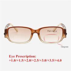 zbrtdr 1 CÁI Kính nhẹ Kính cận viễn thị Kính mắt viễn thị Sử dụng kép Kính đọc sách Đàn ông Phụ nữ Đọc Mắt +1.0 ~ + 4.0