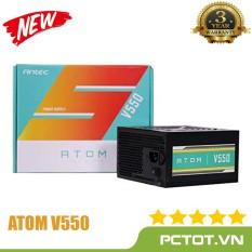 Nguồn Máy Tính ANTEC ATOM V550 550W NEW 100% – THỦY LINH (ATOM 550)
