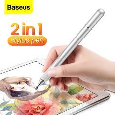 Bút cảm ứng BASEUS Universal đa năng 2 trong 1 Bút cảm ứng điện dung cho Máy tính bảng Điện thoại iPad iPhone Samsung Xiaomi HUAWEI