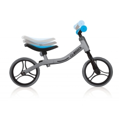 Xe Thăng Bằng Globber Go Bike – Xám/Xanh dương