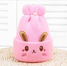 Mũ len dễ thương cho bé trai bé gái M07