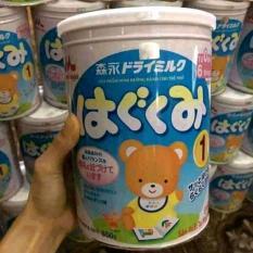sữa morinaga nhập khẩu số 1 lọ 850g hạn 2/2021