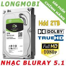 Ổ cứng 2TB Nhạc hình Bluray Fullhd 1080p Âm thanh 5.1