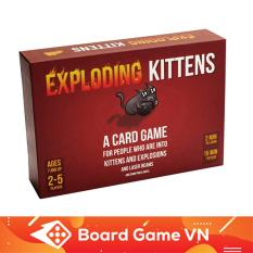 Mèo Nổ – Exploding Kittens